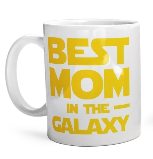 Kubek Best Mom In The Galaxy