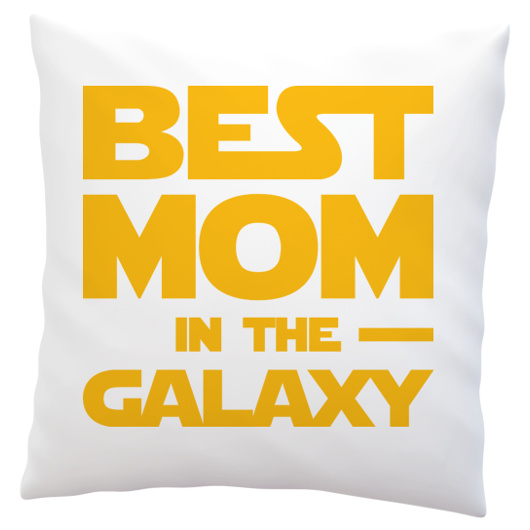 Poduszka Best Mom In The Galaxy