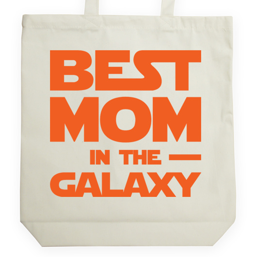 Torba_Na_Zakupy Best Mom In The Galaxy
