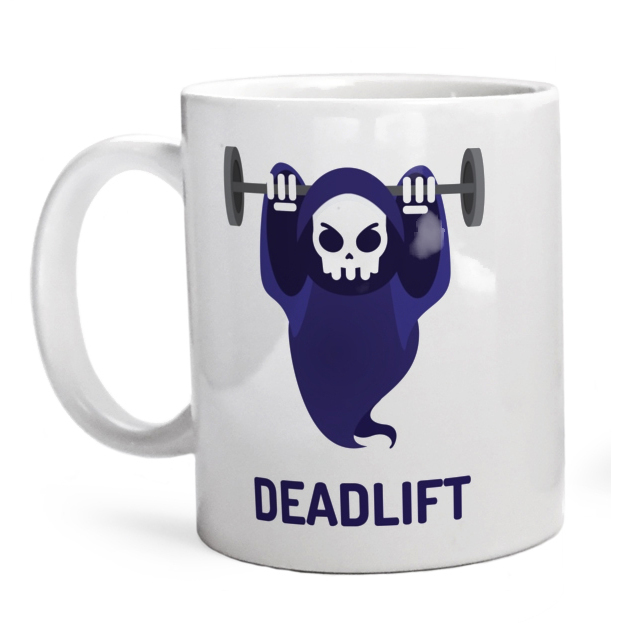 Kubek Deadlift