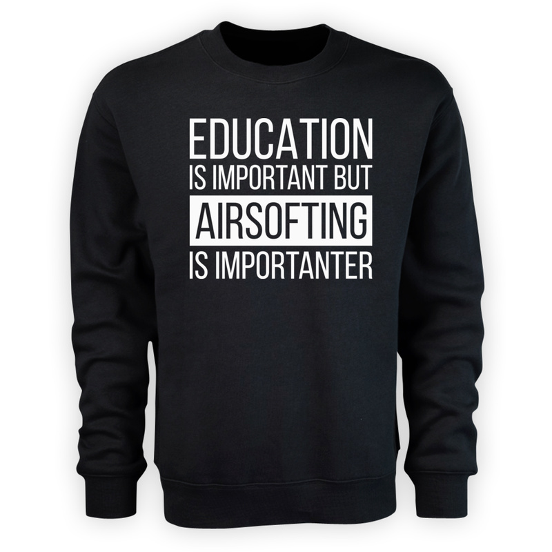 Bluza Education and Airsofting