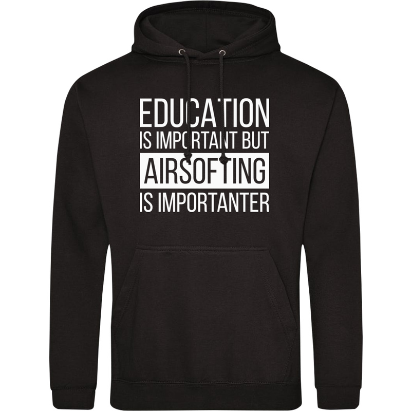 Bluza_z_kapturem Education and Airsofting