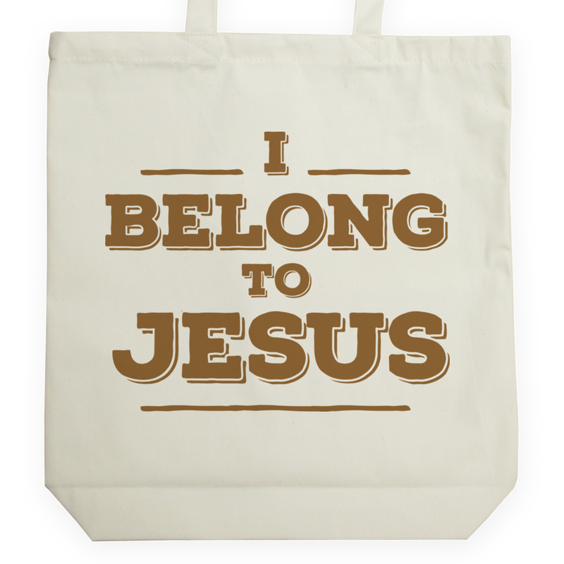 Torba_Na_Zakupy I Belong to Jesus