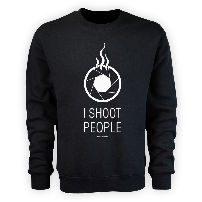 Bluza I Shoot People