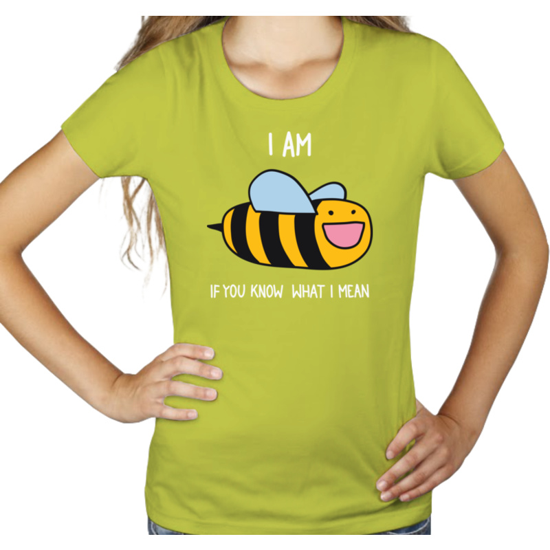 Koszulka I'm bee if you know what i mean