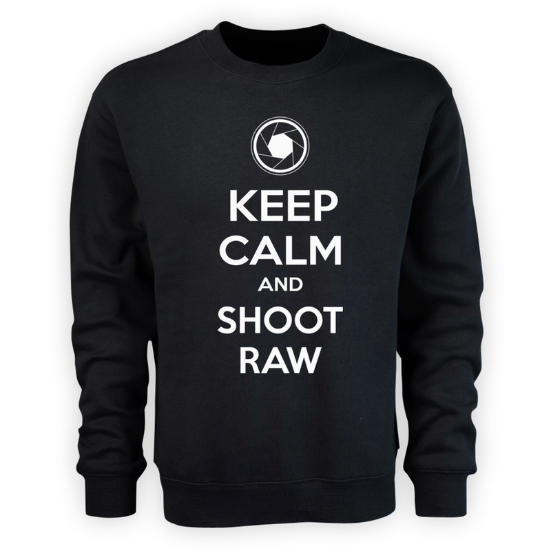 Bluza Keep Calm And Shoot Raw