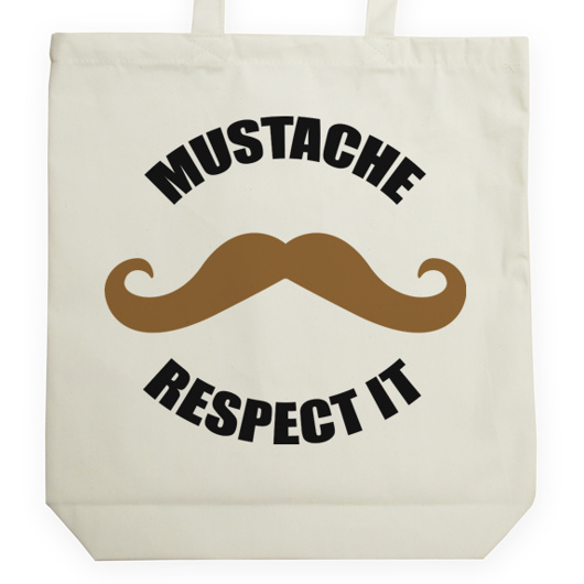 Torba_Na_Zakupy Moustache Respect It