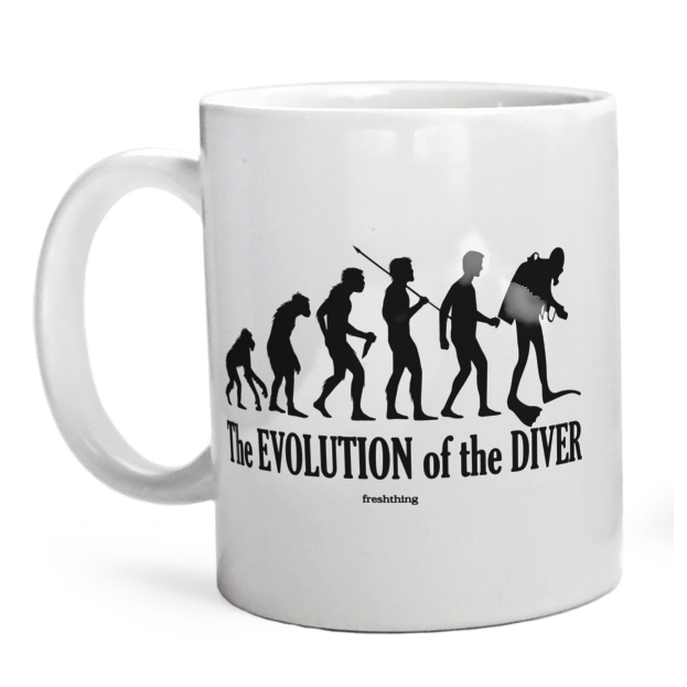 Kubek The Evolution Of The Diver