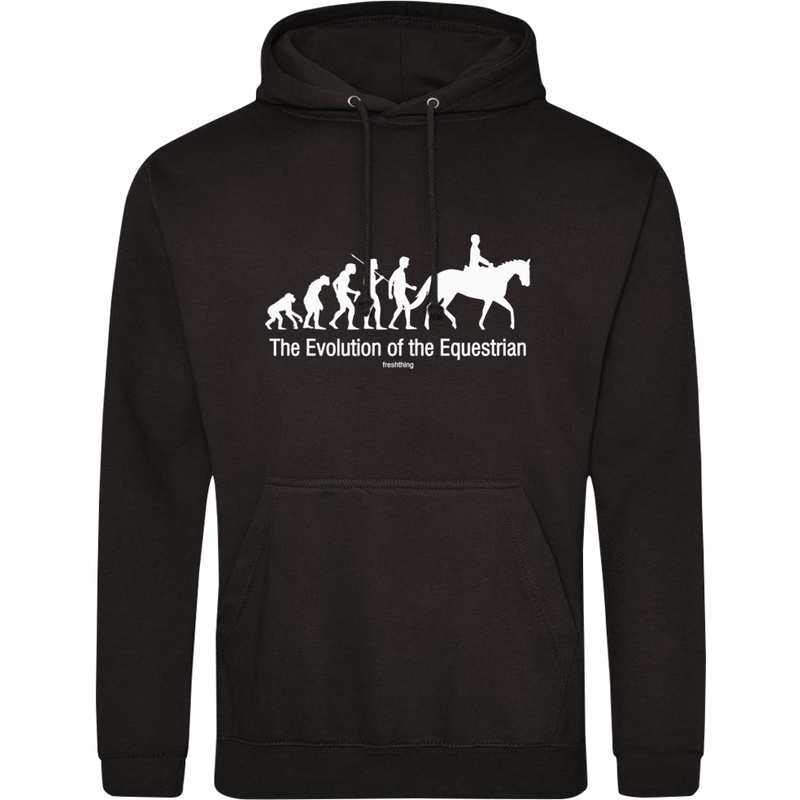Bluza_z_kapturem The Evolution Of The Equestrian