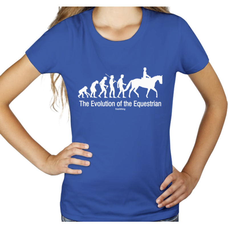 Koszulka The Evolution Of The Equestrian
