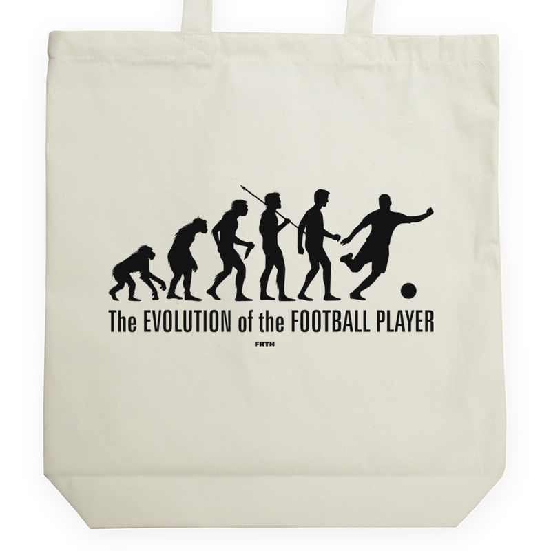Torba_Na_Zakupy The Evolution Of The Football Player
