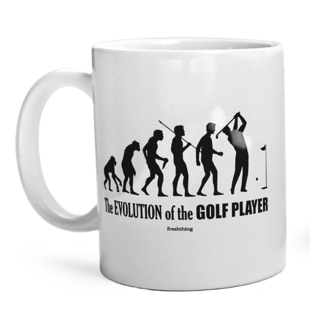 Kubek The Evolution Of The Golf Player