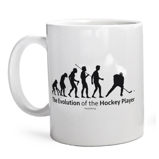 Kubek The Evolution Of The Hockey Player
